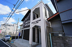 兵庫県伊丹市春日丘6丁目の賃貸アパートの外観