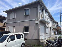 田口ハイツ[1階]の外観