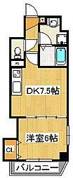 IWA3[605号室]の間取り