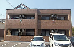 愛知県名古屋市南区道徳北町3丁目の賃貸アパートの外観