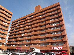 フェリオ市駅西II[10階]の外観