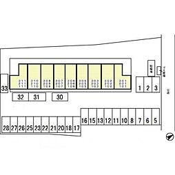 ファミール上の台[311号室]の外観