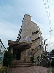 クラウンハイム小倉南[3階]の外観