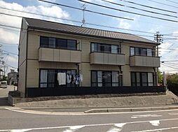 プランタントキワ B棟[2階]の外観