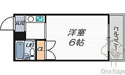 ハイムアーキテクト[2階]の間取り