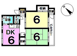グロリアスマンションミフジ鶴瀬2号館