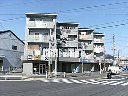 愛知県尾張旭市東山町1丁目の賃貸マンションの外観