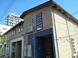 東京都練馬区豊玉北2丁目の賃貸アパートの外観