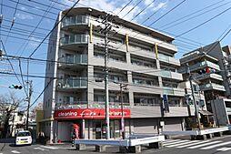 千葉県市川市八幡4丁目の賃貸マンションの外観