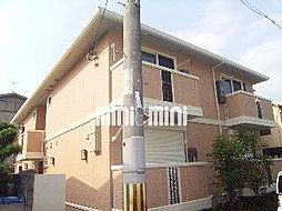 レヴールメゾン紫竹[2階]の外観