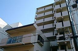 カーサ北堀江[201号室]の外観