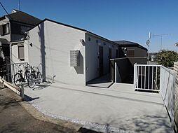 プランドール新横浜[104号室号室]の外観