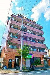 アレマーナ北加賀屋[4階]の外観