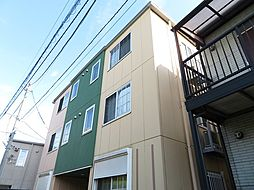 埼玉県さいたま市浦和区本太1丁目の賃貸マンションの外観