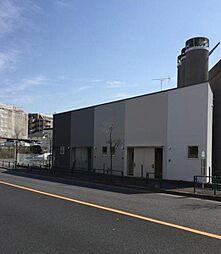 東京都練馬区上石神井4丁目の賃貸アパートの外観