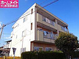 愛知県名古屋市緑区鳴海町字赤塚の賃貸マンションの外観