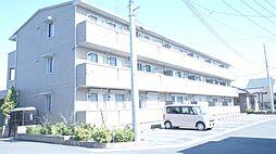 埼玉県深谷市国済寺の賃貸アパートの外観