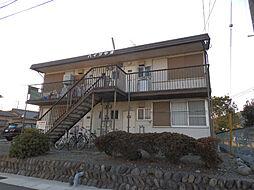 ハイツ中澤[2階]の外観