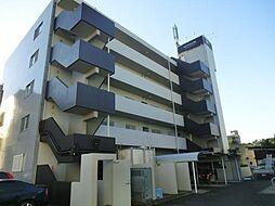 埼玉県蕨市中央2丁目の賃貸マンションの外観