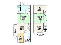 丹波橋駅 650万円