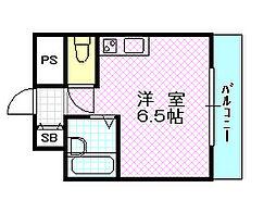 マンションSUMUS[9階]の間取り