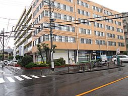 鷺沼東急アパート  3階