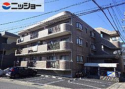 コンフォールKATO[1階]の外観