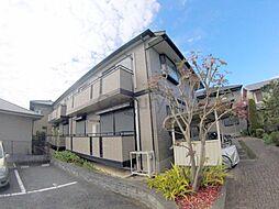 兵庫県伊丹市鴻池6丁目の賃貸アパートの外観