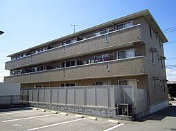 ハウスフリーデ五番館[3階]の外観