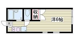 人丸前駅 3.2万円