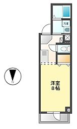 サン錦本町ビル[9階]の間取り
