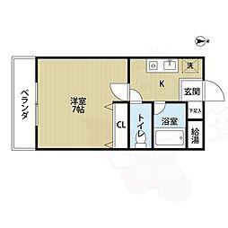 浅間町駅 3.6万円