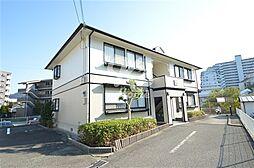 兵庫県神戸市須磨区車字下大道の賃貸アパートの外観