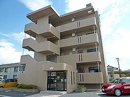 滋賀県草津市上笠3丁目の賃貸マンションの外観
