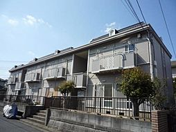 神奈川県横浜市泉区緑園6丁目の賃貸アパートの外観