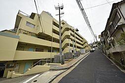 兵庫県神戸市長田区萩乃町2丁目の賃貸マンションの外観