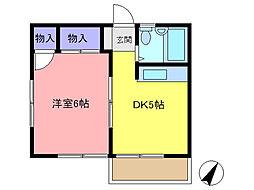 姫宮駅 2.3万円