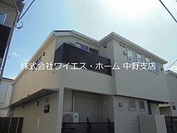 JR中央本線 中野駅 徒歩9分の賃貸アパート
