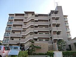ソレイユ青山[3階]の外観