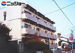 シャンブル若田[3階]の外観