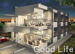 新築アパート 和白丘[2階]の外観