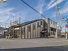 京王線「多磨霊園」駅