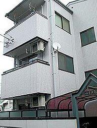 ハイツ福岡[202号室]の外観