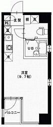 エテルノ荻窪[602号室号室]の間取り