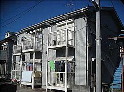 千葉県船橋市芝山6丁目の賃貸アパートの外観