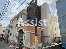 東急大井町線 旗の台駅 徒歩8分の賃貸マンション