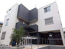 プランドール・エム[2階]の外観