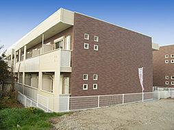 セブンローズB[2階]の外観