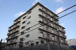 社ヶ丘マンション[403号室]の外観
