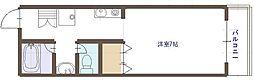 ドムスOgawa[2階]の間取り